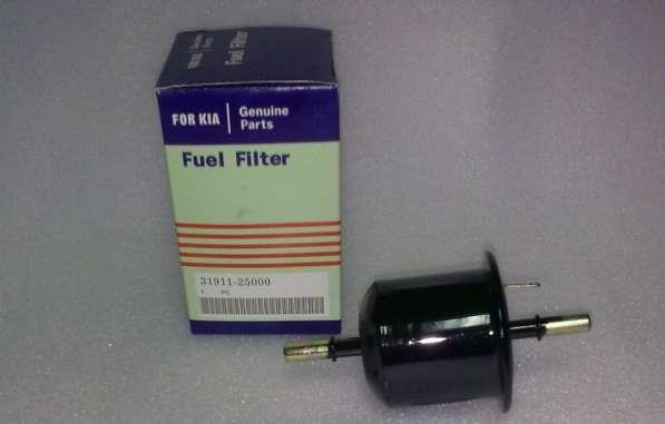 Фильтр топливный Hyundai Ассеnt Tagaz 31911-25000 оригинал