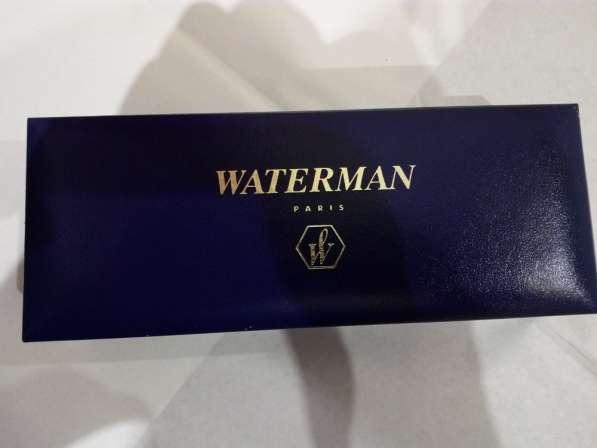 Перьевая ручка Waterman (Франция -- оригинал) в Дмитрове фото 3