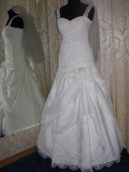 """Свадебное платье """"Ника"""", эксклюзив"""