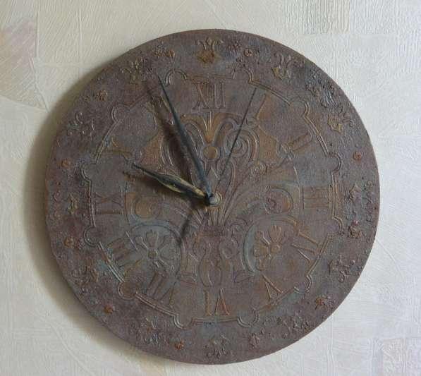 Часы настенные винтажные