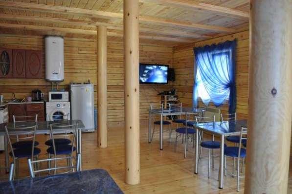 Гостиничный комплекс п. Листвянка на Байкале в Иркутске фото 5