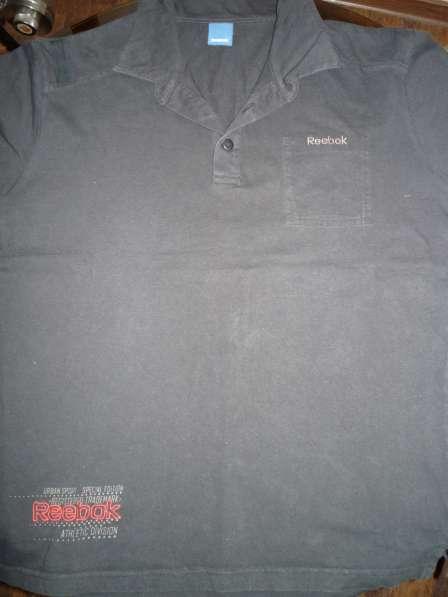 Рубашка поло Reebok