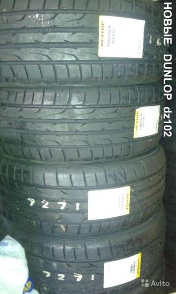 Новые Dunlop 235 55 r17 Direzza DZ102 99W