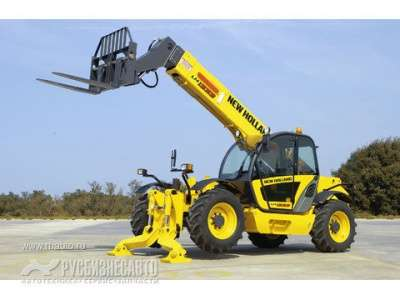 погрузчик NewHolland New Holland LM1333