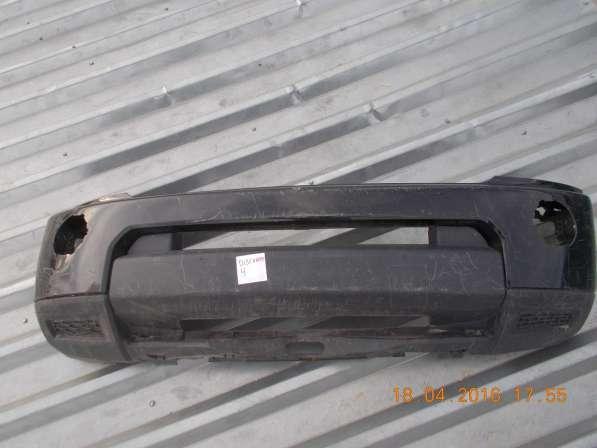 Продается передний бампер на Land Rover Discovery 4