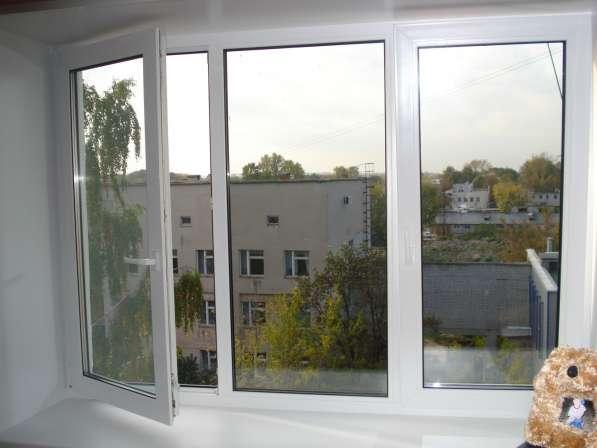 Изготовление и монтаж пластиковых окон, дверей, витражей и т