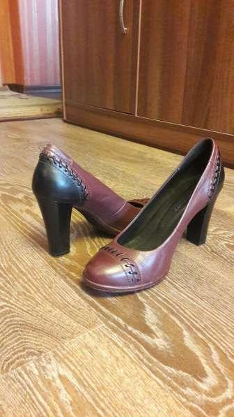 Туфли из натуральной кожи в Омске фото 7
