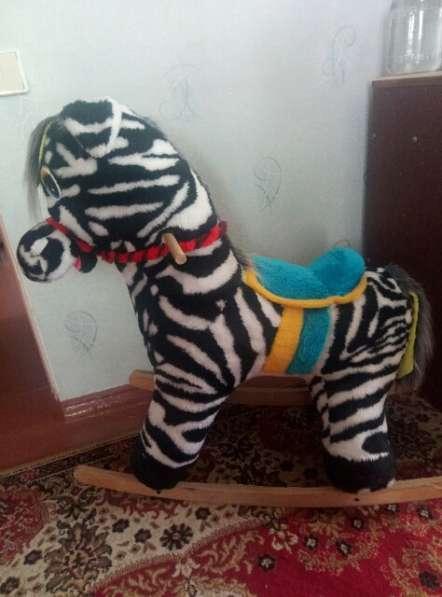 Лошадь-качалка