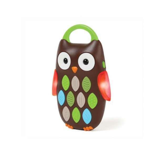 Детский музыкальный телефон Skip Hop Сова