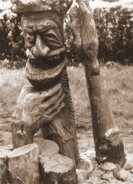 СКУЛЬПТУРА для ландшафта из дерева, камня, метала, памятники в Краснодаре фото 9