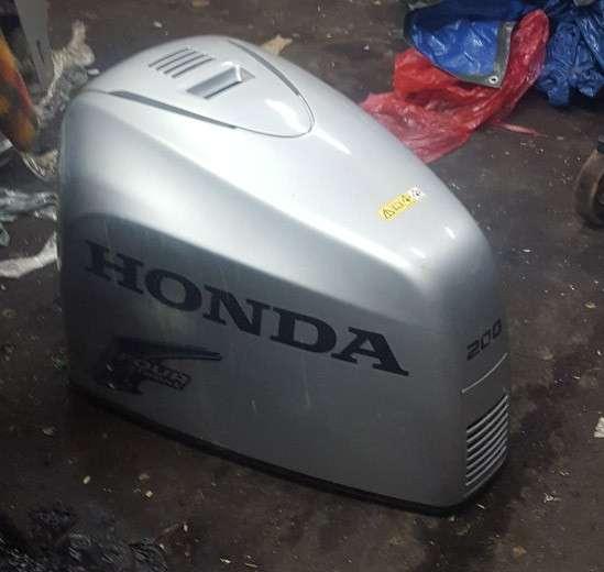 Лодочный мотор Honda BF200 в Москве фото 3