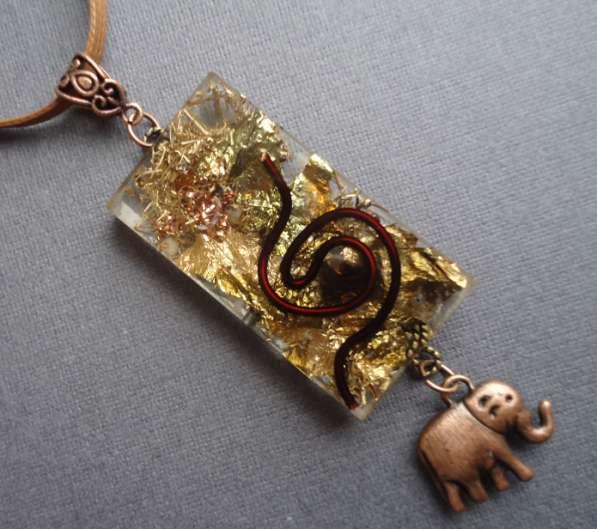 Эзотерические украшения из оргонита в Ижевске фото 3