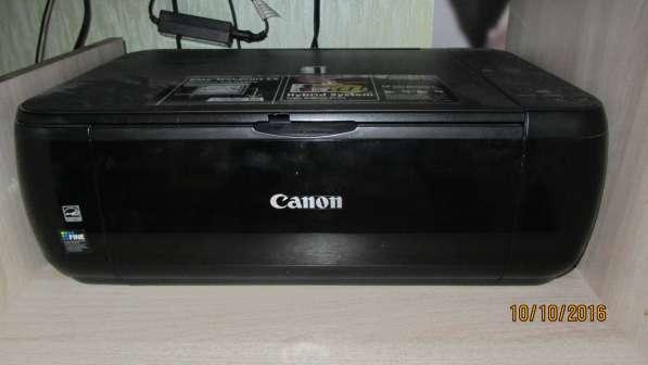 Canon pixma mp280(принтер, сканер, копир) цветной. катриджи