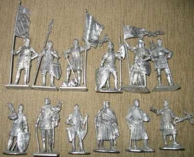 Солдатики ЕК