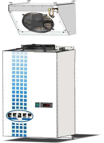 Сплит-система СЕВЕР MGS 212 S
