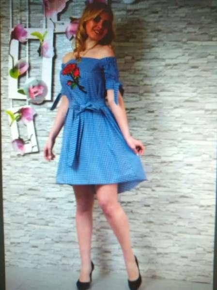 Красивые летние платья в Волгограде