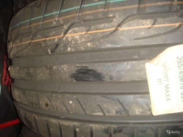 Новые шины данлоп 225/45 R17 SP Sport Maxx RT