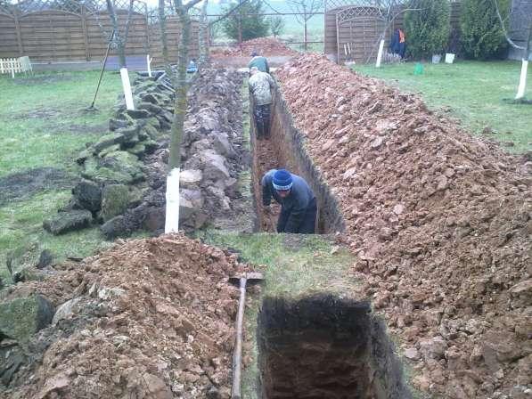 Сделаем водопровод или канализация любой сложности