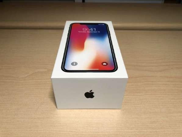 Apple iPhone X - 256 ГБ - Космический серый (разблокирован) в фото 3