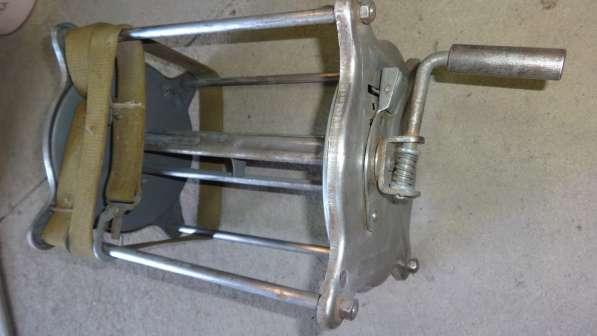 Катушка СССР металл для удлинителя электрического