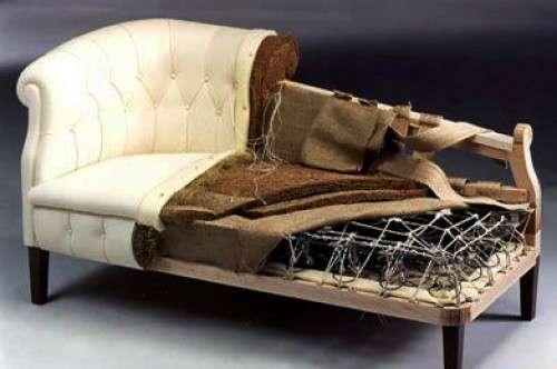 Перетяжка старой мебели