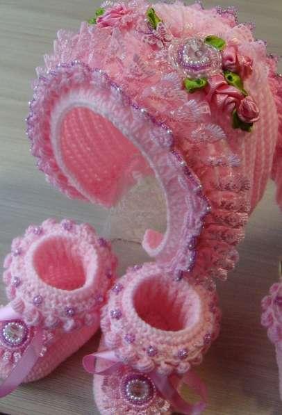 Нежный, Розовый комплект в Кемерове фото 10