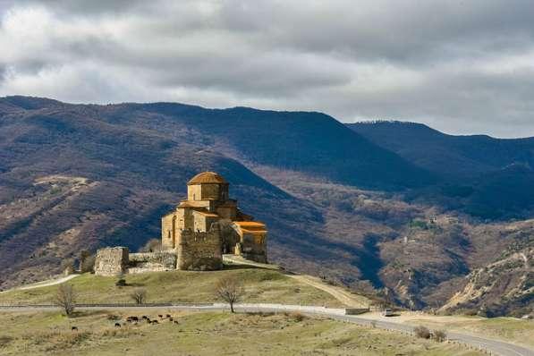 Экскурсии по средневековой и современной Грузии в фото 5