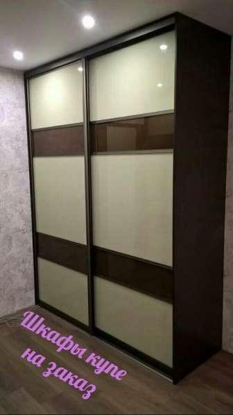 Шкафы купе на заказ Хабаровск любой конфигурации и сложност