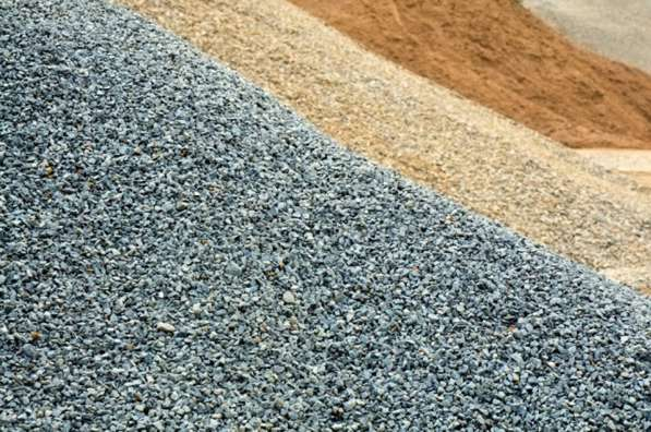 Песок, Щебень, ракушняк, цемент