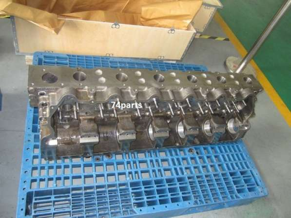 223-7263 головка блока цилиндров двигателя CATERPILLAR C15 A