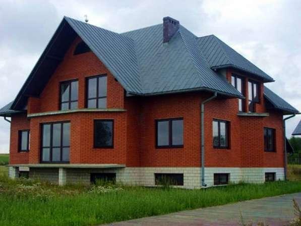 Строительство малоэтажных зданий