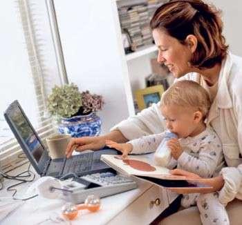 Работа для мамочек в декрете, студентов и всех желающих/