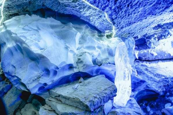 """Экскурсия """"Кунгурские ледяные пещеры"""""""