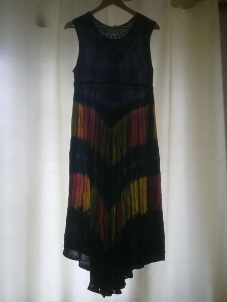 Платье расклешённое новое 50 (XL) в фото 6