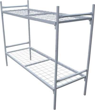 Металлические кровати для строителей