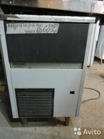 торговое оборудование Льдогенератор Brema