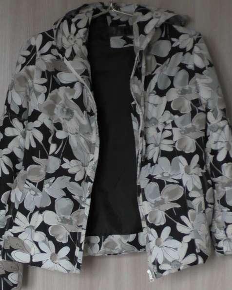 Куртка весна-осень, р-р 44, Москва