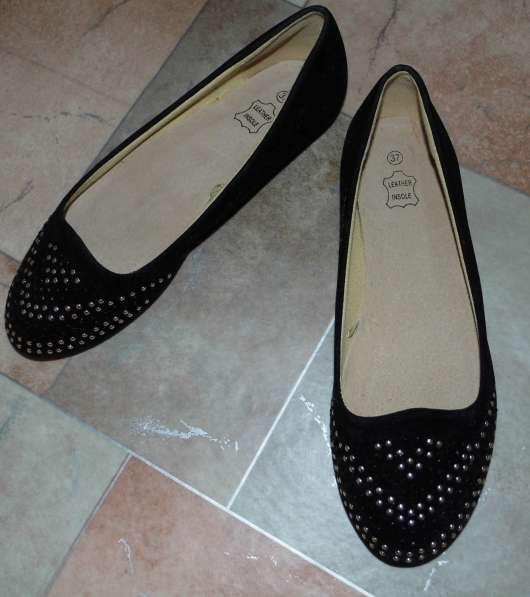 Туфли новые р.36 (23см) Баулы одежды и обуви отдам за символ