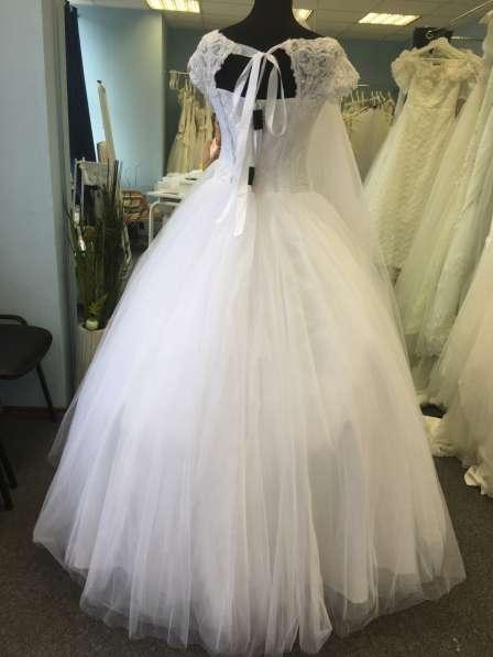 Новое свадебное платье в Москве фото 3