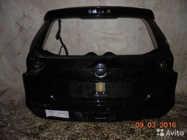 Крышка багажника на Nissan X-Trail 32