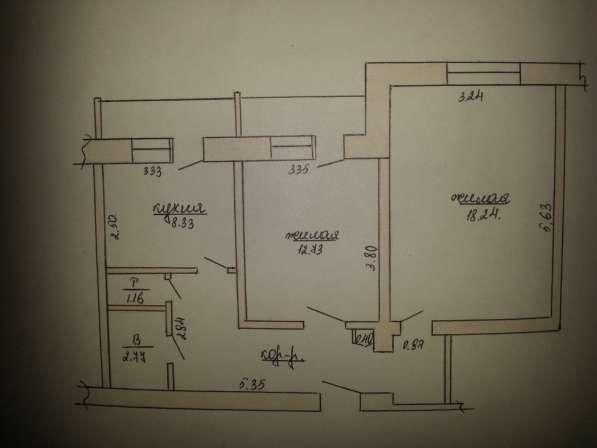 Продам 2 комнатную квартиру Белоруссия Оболь Шумилинского