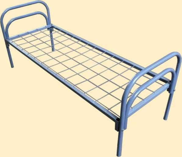 Металлические кровати для лагерей, рабочих, хостелов в Курске фото 8