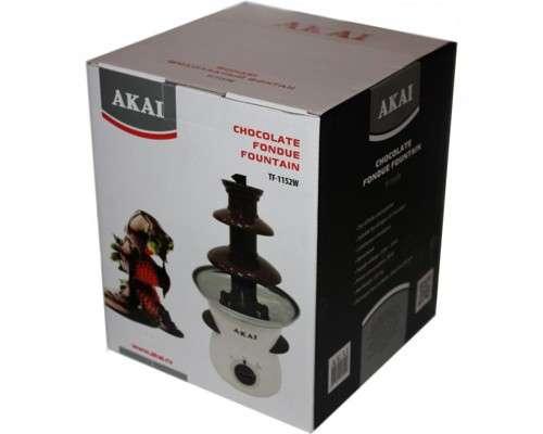 Фондю akai TF-1152W (Фонтан шоколадный)