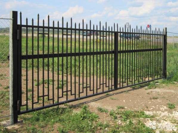 Сварные заборы, калитки, оградки, металлоконструкции. в Рязани фото 4