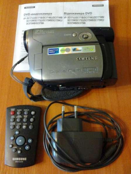 Видеокамера Samsung VP-DC171i pal