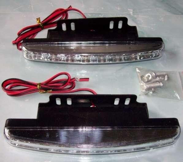 Ходовые огни 2х8 LED