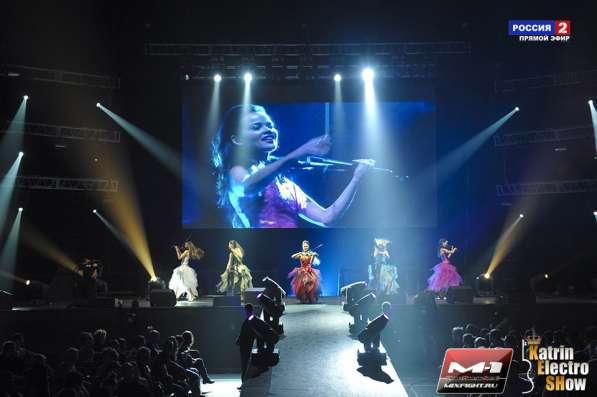 Katrin Electro SHow-Инструментально световое шоу в Москве фото 3