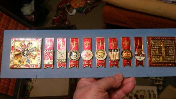 Комплект Чемпионат мира по хоккею 1979