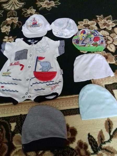 Детские вещи от 6 до 10 месяцев