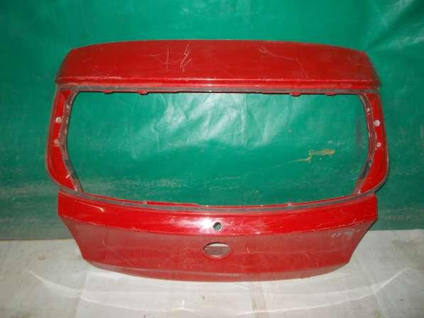 Крышка багажника на BMW 1er e87